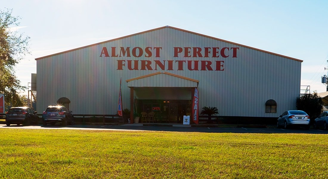 big furniture store