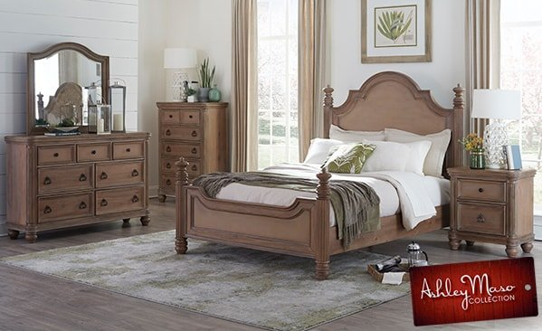 Brownwood Bedroom Set