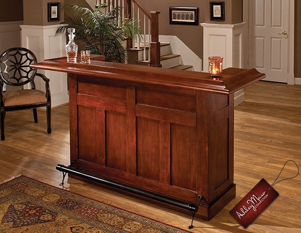 Cherry Wood Bar