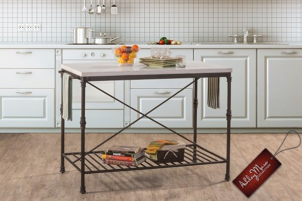 Modern Kitchen Cart