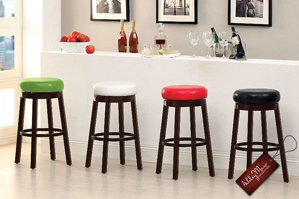 Multi-colored Stools