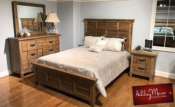 Tan Bedroom Set