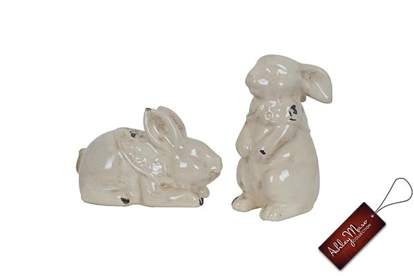 Bunny Statues
