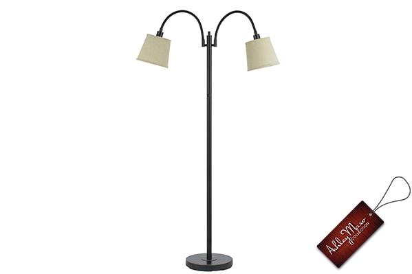 Double Floor Lamp